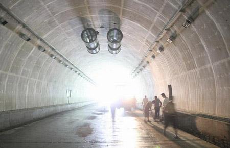 哈尔滨绕城高速公路隧道