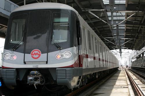 上海地铁11号线