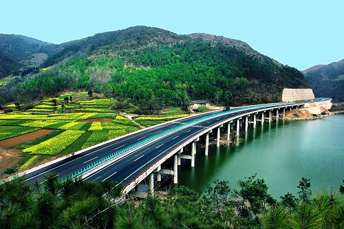 陕西西汉高速公路