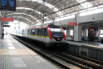 上海地铁13号线
